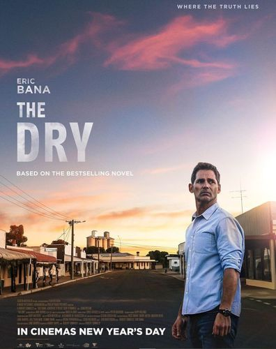 Eric Bana stars in The Dry.