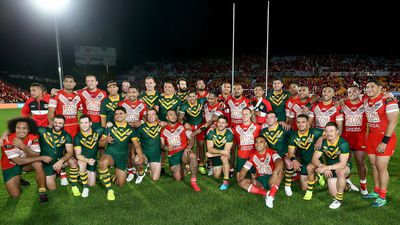 NRL investigating racist incident during Kangaroos vs Tonga match