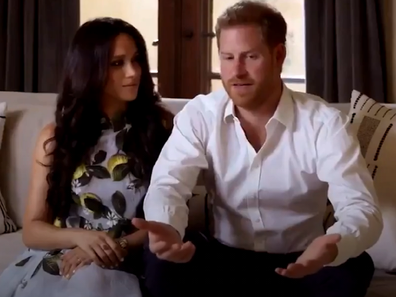 Harry and Meghan Spotify Archewell Audio