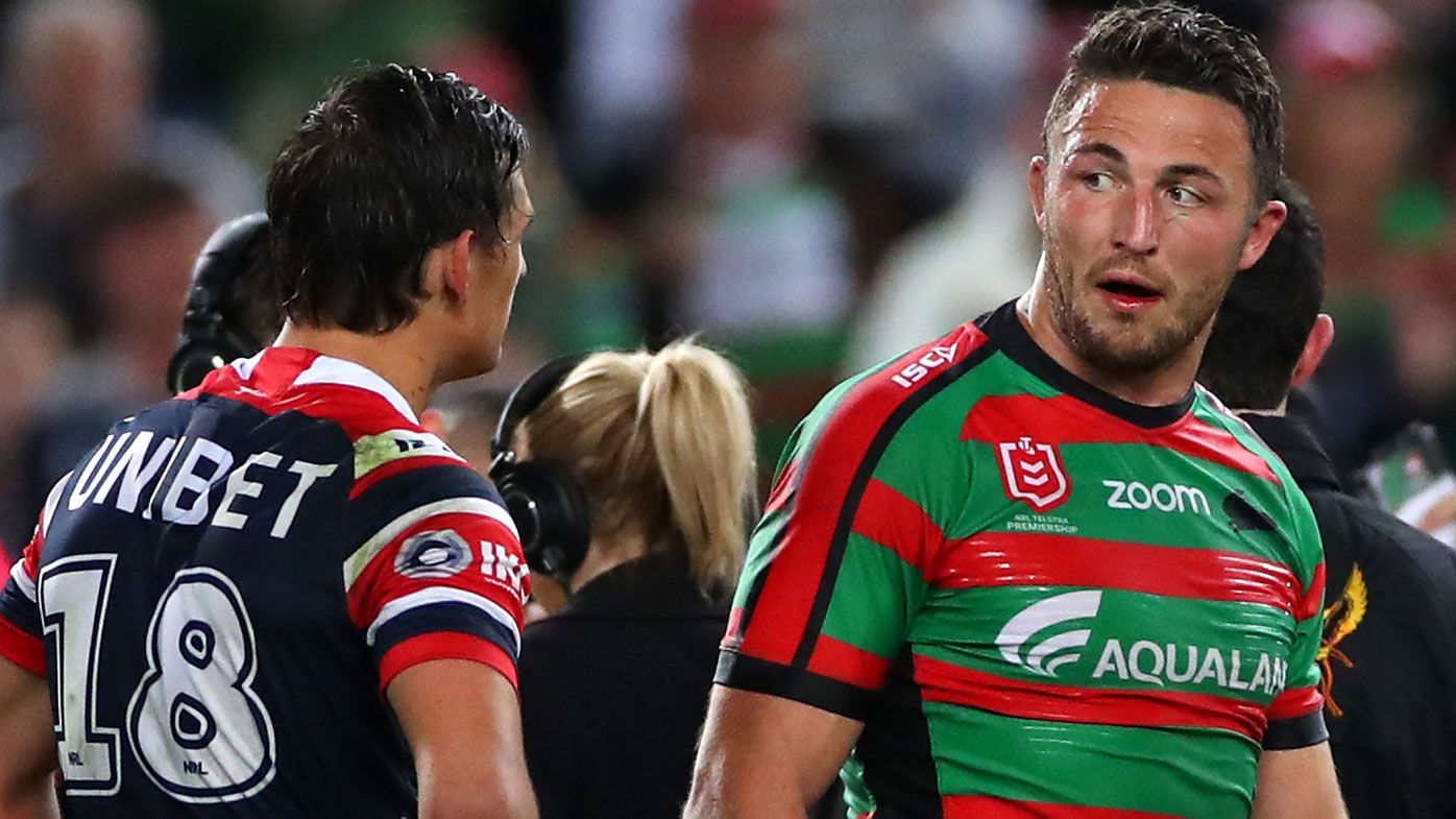 Sydney Roosters demand NRL clear Billy Smith amid allegations against Sam Burgess