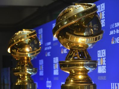 Golden Globe Awards 2020, statue