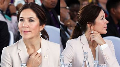 Princess Mary attends United Nations conference in Kenya, 2019