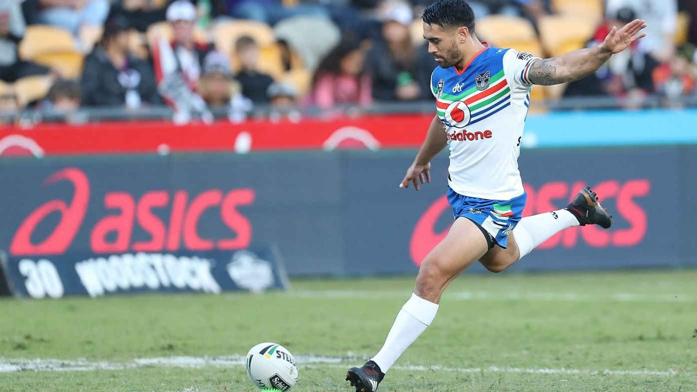 Warriors lose Johnson for Saints NRL clash