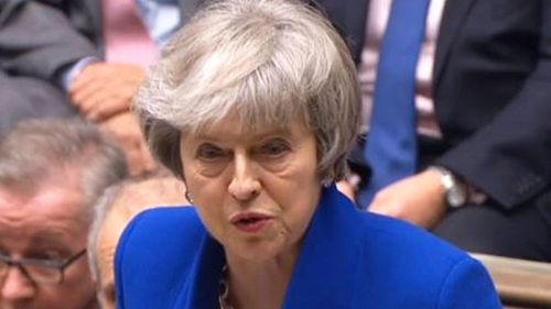 Theresa May this week survived a no-confidence vote.