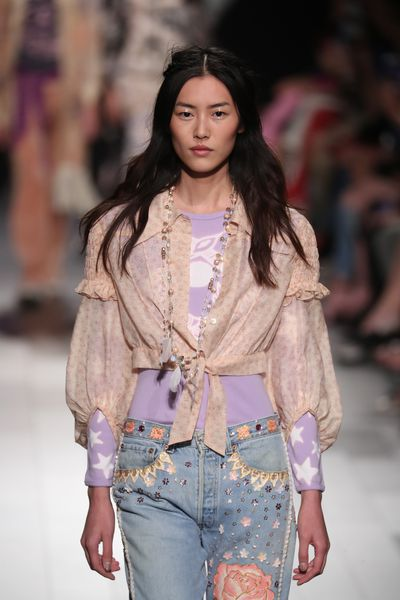 Anna Sui, Spring 2018, New York Fashion Week, September 2017