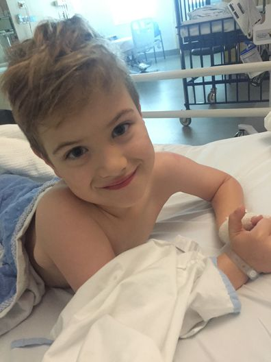 Six-year-old boy's struggle to hear again after undiagnosed tumours