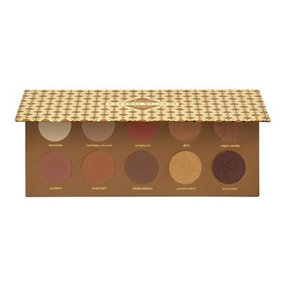 "<strong><em>The perfect eye shadow palette that will suit every type of eye colour</em></strong>- <a href=""https://www.sephora.com.au/products/zoeva-caramel-melange-palette/v/default"" target=""_blank"" draggable=""false"">Zoeva Caramel Melange Palette , $39</a>"