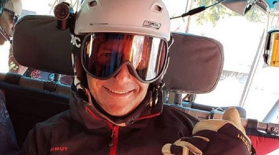 Gregg Garfield contracted COVID-19 during a ski trip in Italy.