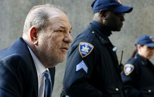Harvey Weinstein injured in Rikers Island jail, his publicist says