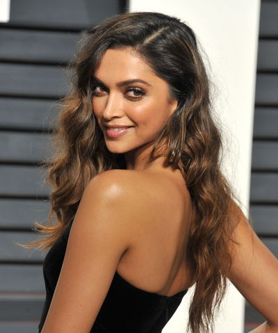 Bollywood actress Deepika Padukone, 2017.