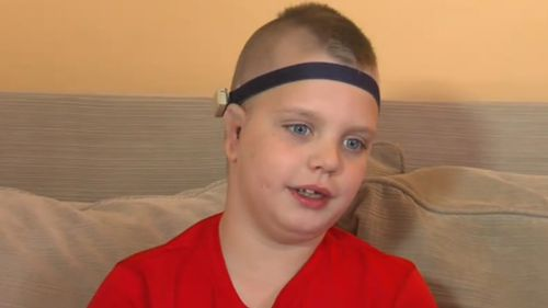 Boy born without ears gets new pair with rare surgery