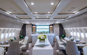 Inside Tiger Woods' $1 million luxury private charter to the President's Cup