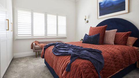 Luke and Jasmin Guest Bedroom Block 2020