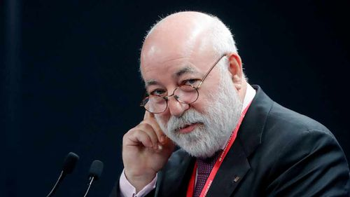 Billionaire Viktor Vekselberg allegedly met with Cohen for about 20 minutes in Cohen's office.  Picture: AP