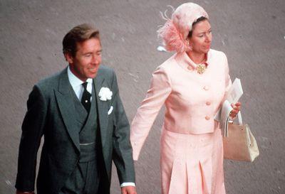 Anthony Armstrong-Jones and Princess Margaret at Royal Ascot 1970