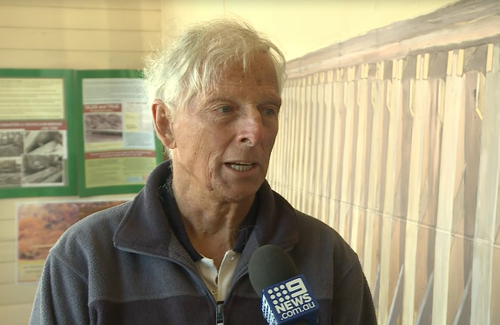 Orbost resident Garry Squires.