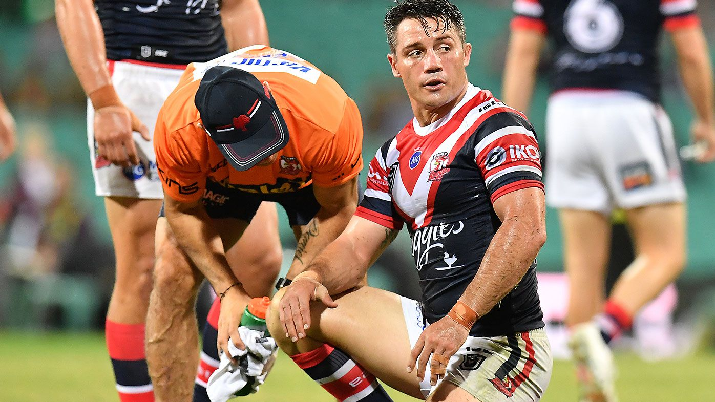 Sydney Roosters star Cooper Cronk happy with NRL policies surrounding late hits on playmakers
