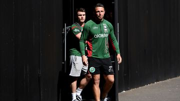 Burgess cleared of wrongdoing in Rabbitohs sexting scandal