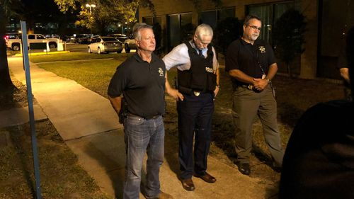 Authorities said the shootings happened in Vintage Place, an upscale neighbourhood in the western part of the city of Florence, South Carolina.