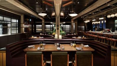 Henry restaurant Hong Kong