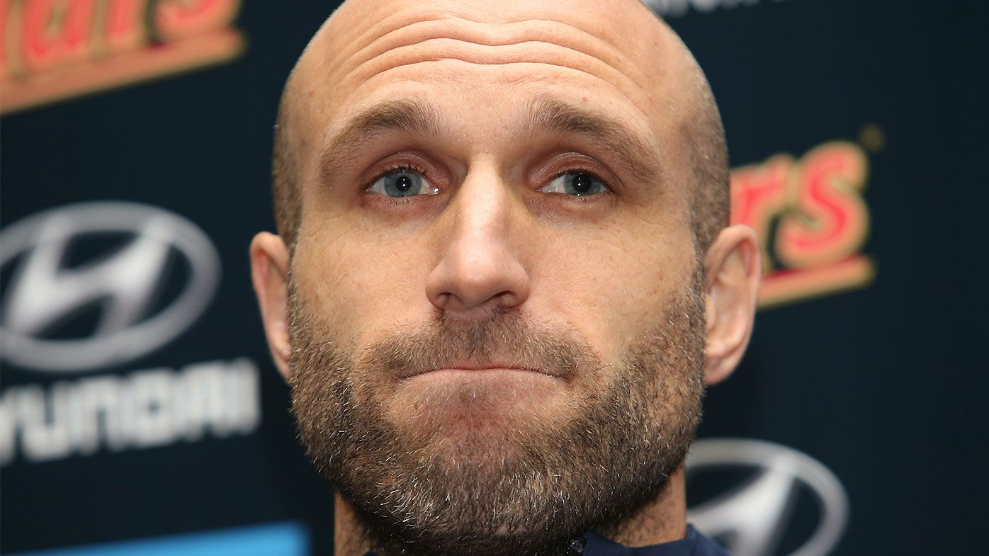 Carlton Director Chris Judd weighing up media future after controversial 'training wheels' comment
