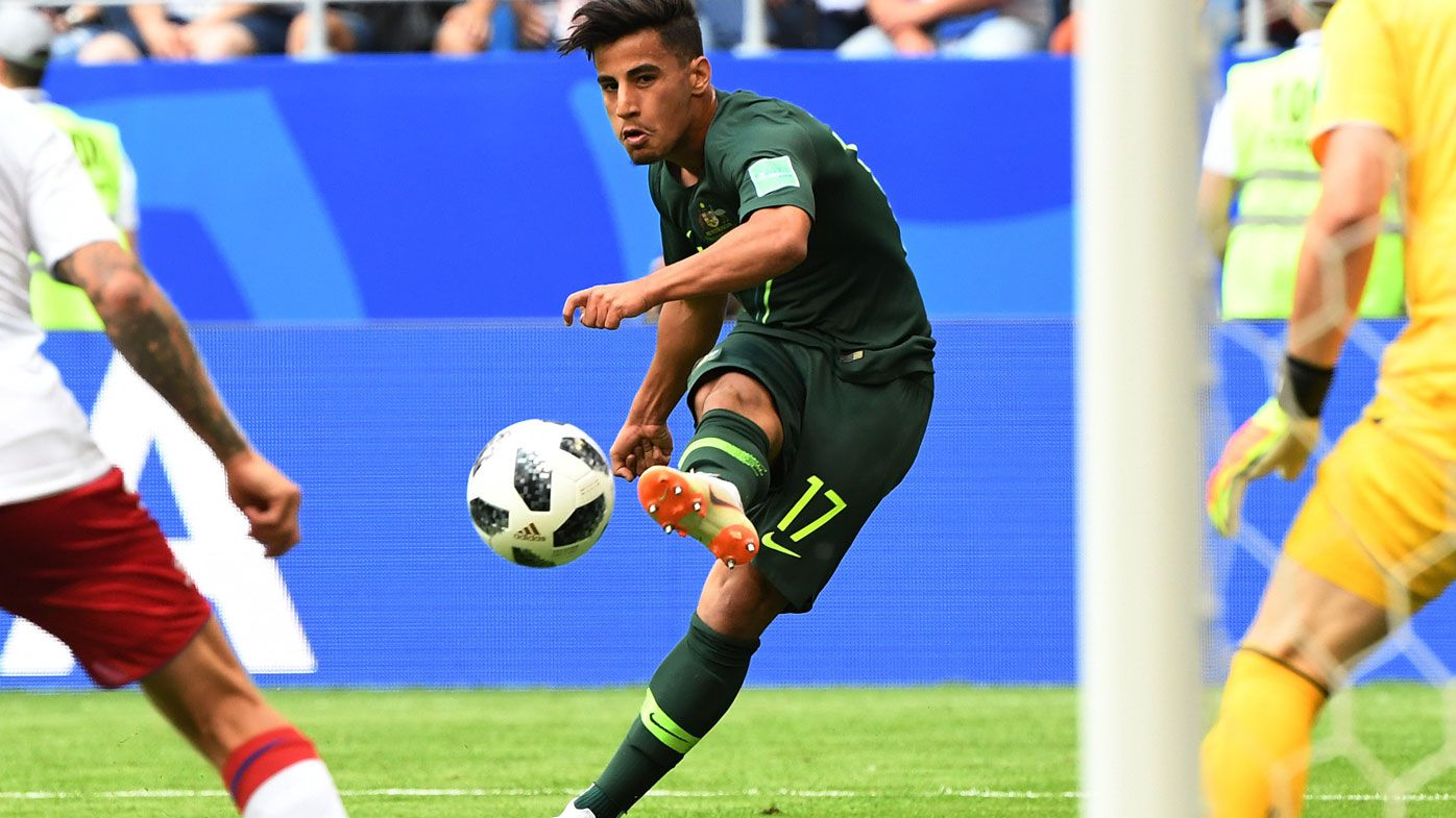 Socceroos star Daniel Arzani on the verge of big European move