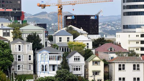 New Zealand's Reserve Bank has cut interest rates by half a per cent.
