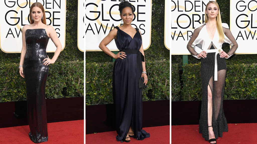Actresses to Protest Sexual Harassment by Wearing Only Black to the 2018 Golden Globes