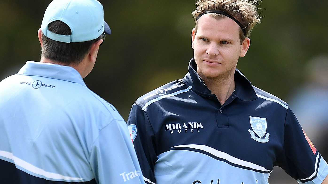 'Disappointed' Steve Smith keen to move on after CA deny ban appeal
