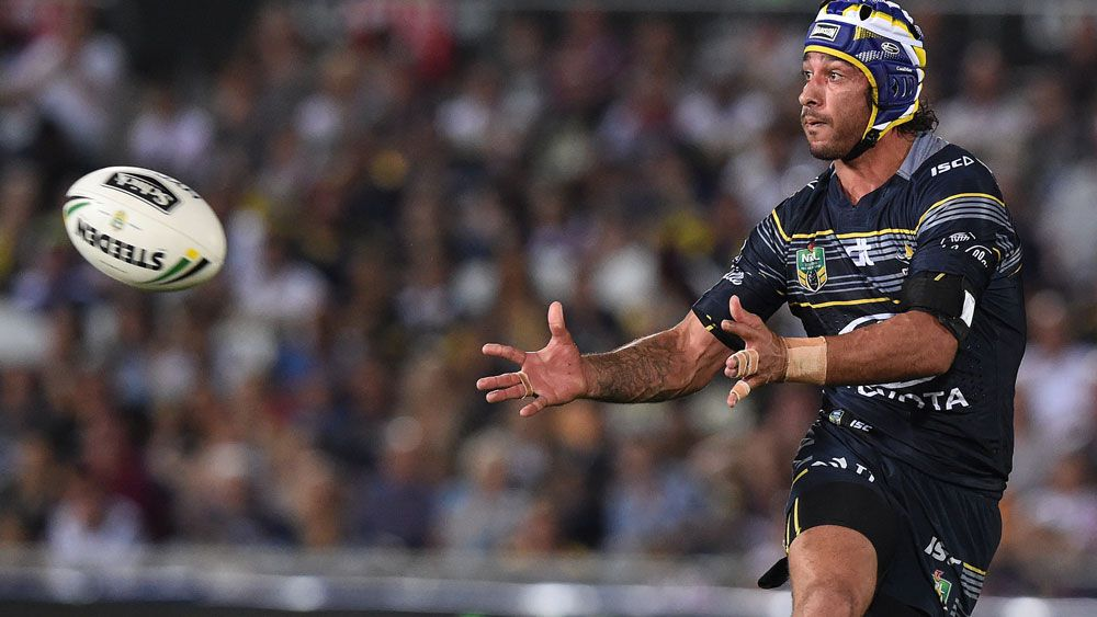 Johnathan Thurston remains the main man for the Cowboys. (AAP)