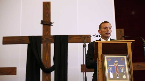 Tony Abbott is well-known as a devout Catholic.