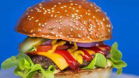 8bit burger