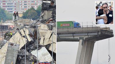 'Apocalyptic' motorway bridge collapse kills at least 26 in Italy