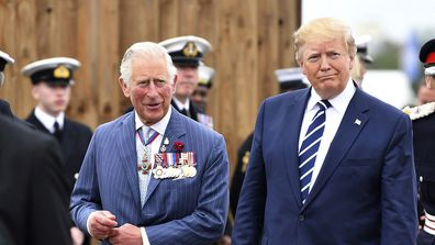 Trump's massive Prince Charles gaffe