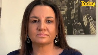 Jacqui Lambie said the miscommunication and pace surrounding Tasmania's rollout is 'terribly concerning'.