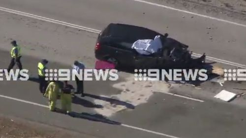 Man killed in long weekend head-on crash north of Perth