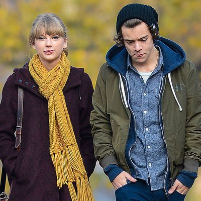 Harry Styles follows Taylor Swift on Instagram
