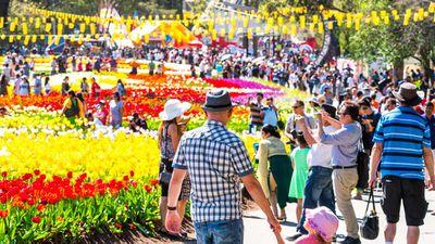 <strong>Floriade Flower Festival</strong>