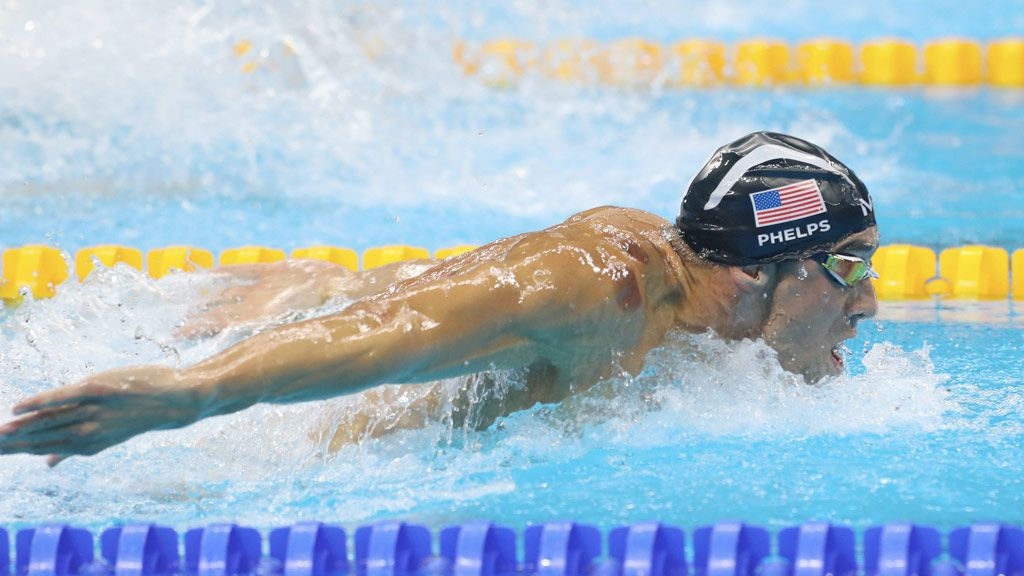 Michael Phelps back Mack Horton's bold stance on drug cheats. (Getty)