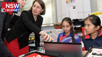 Schoolkids are among the winners of the NSW Budget.