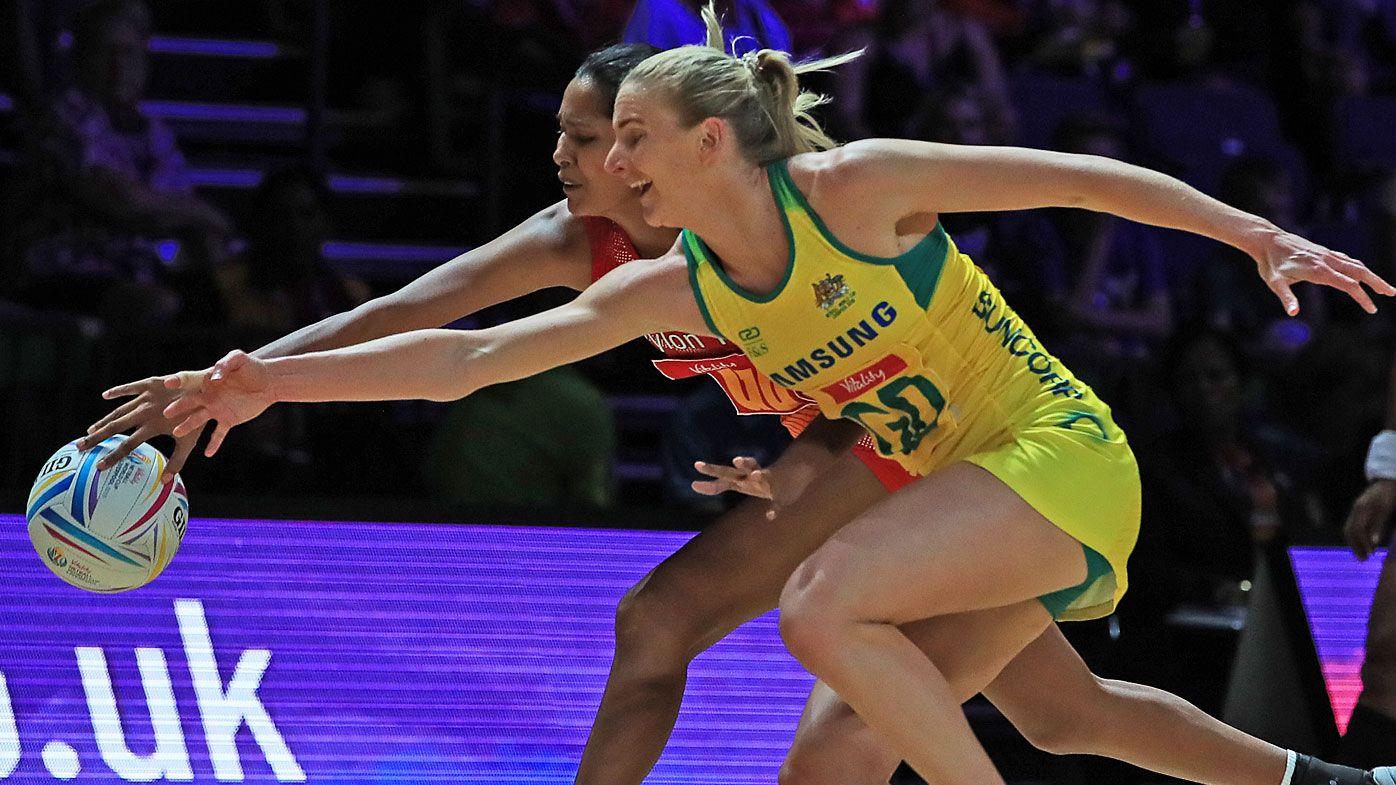 Diamonds coach Lisa Alexander questions 'downer' Netball World Cup format