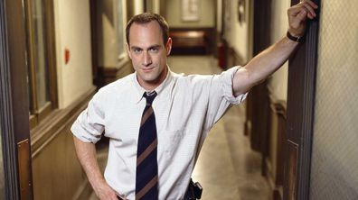 Chris Meloni on Law & Order.