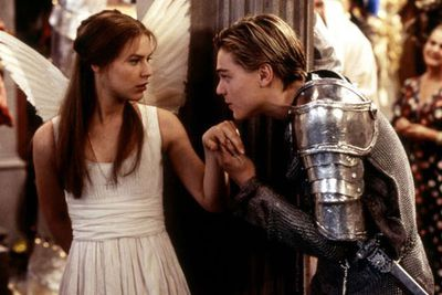 "Wherefore art thou Romeo? According to Claire Danes, he sure as hell wasn't on the <i>Romeo and Juliet</i> set. Soz, Leo. <br><br>Although these two played the ultimate lovebirds in the 1996 classic, sources say when the cameras stopped rolling... they were anything but nice to each other, with Claire describing Leo as ""immature"" and Leo describing Claire as ""uptight.""<br>"
