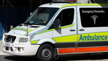 Queensland ambulance stock