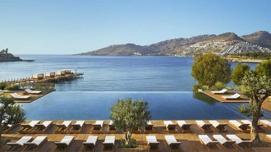 Boutique stay Bodrum Edition resides in the idyllic 'Turkish Riviera'