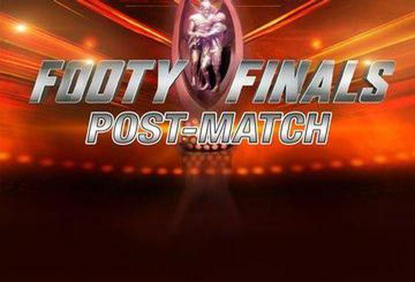 Rugby League Finals Post-Match