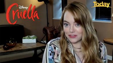 Brooke spoke to the Oscar winner ahead of the release of 'Cruella'.