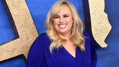 Rebel Wilson London photocall Cats 2