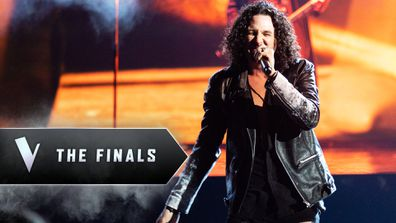 The Finals: Lee Harding 'Walk This Way'