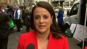 Eliza Rugg, Reporter Melbourne News Team - 9News